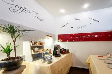 Kaffeebereich