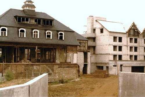 Baustelle 1984